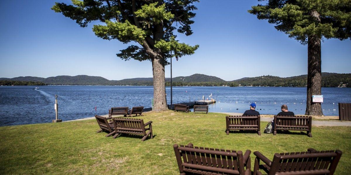 Arrowhead Park, Inlet Inlet, Adirondacks, Trip