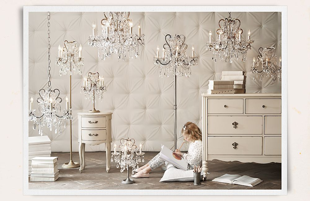 Rooms Restoration Hardware Baby & Child Floor lamps