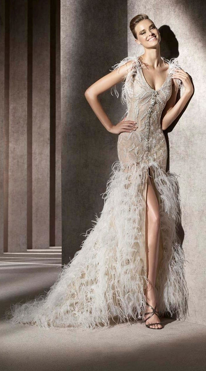 Pin by Anna Belkina on Wedding Belles   Pinterest   Wedding dress ...