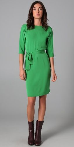 d5876e5a2a7 Diane von Furstenberg's Maja dress on shopbop.com | Dressing ...