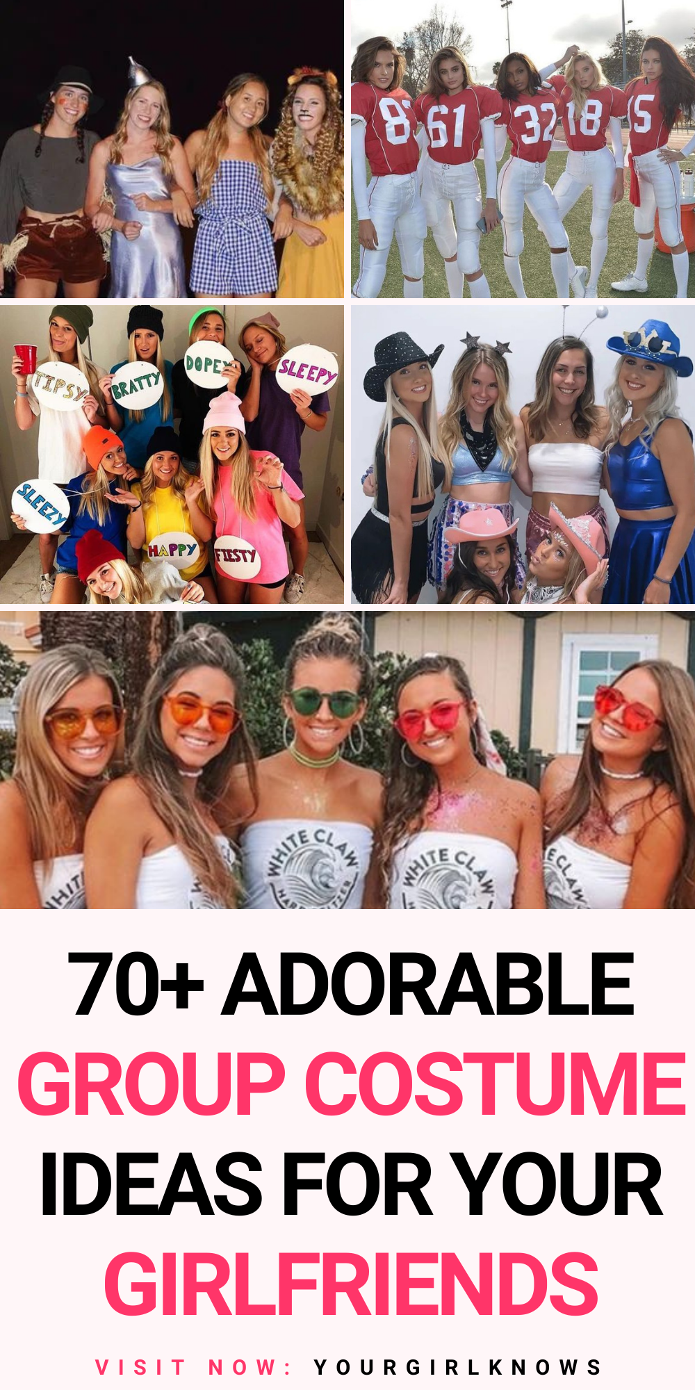 75+ SUPER CUTE GROUP HALLOWEEN COSTUMES TO ROCK TH