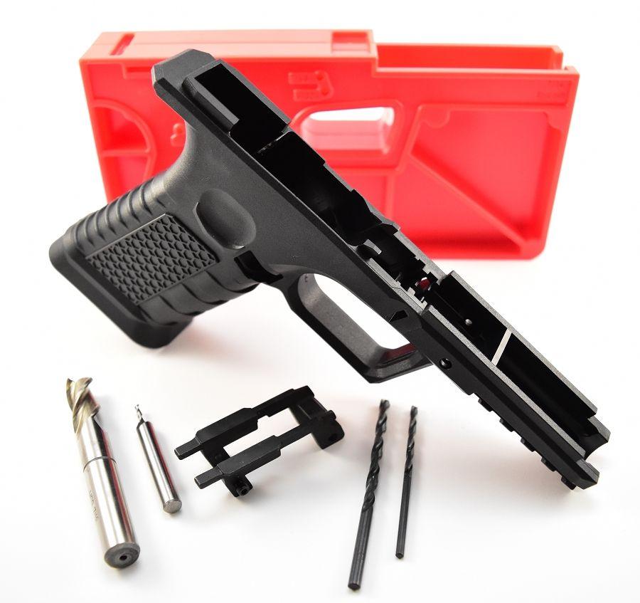 Polymer80, 80% Pistol Frame V.1   3 gun.......   Pinterest