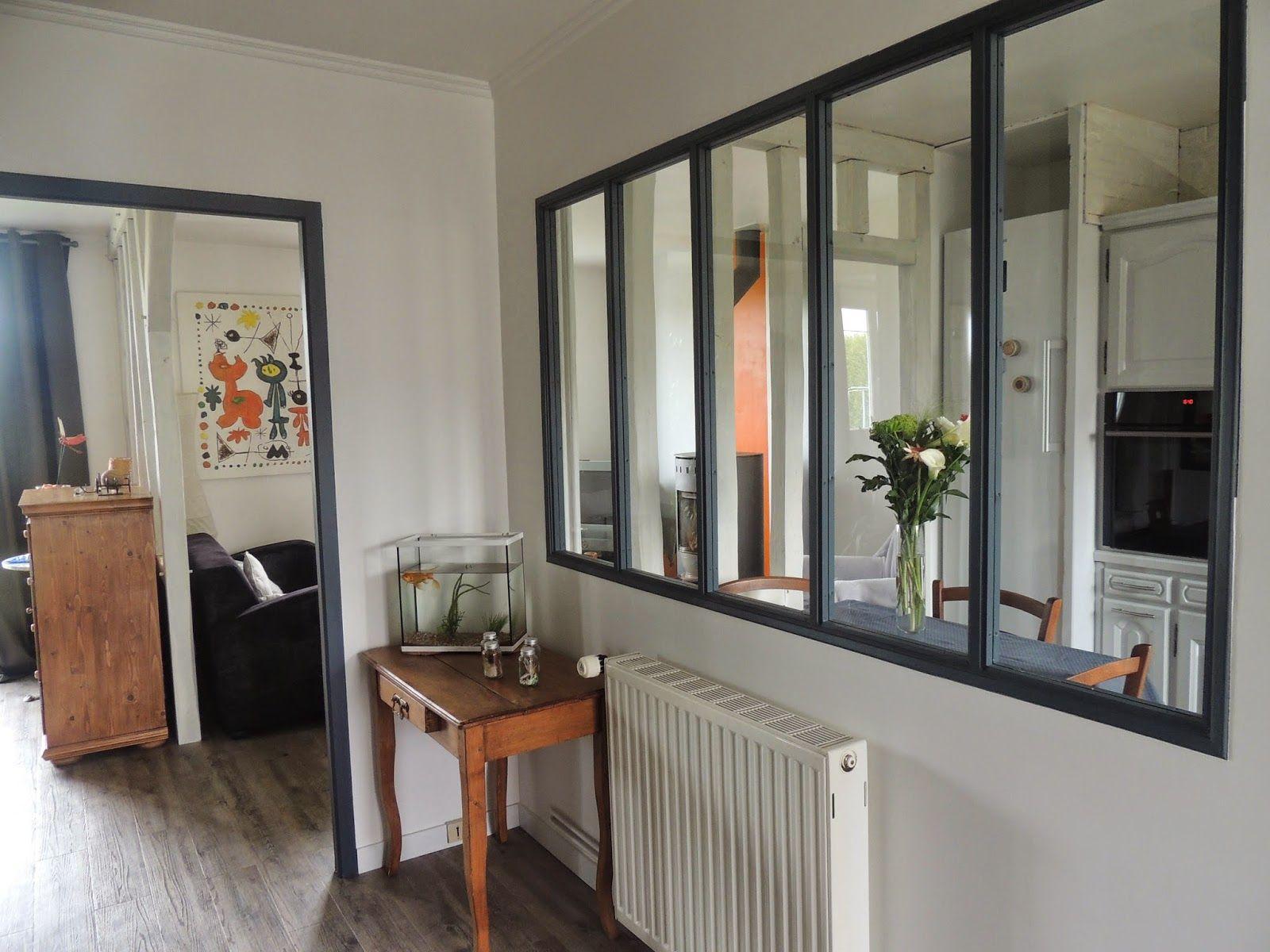 cr ation d 39 une verri re industrielle d co pinterest verri re cuisine verri re et verri re. Black Bedroom Furniture Sets. Home Design Ideas