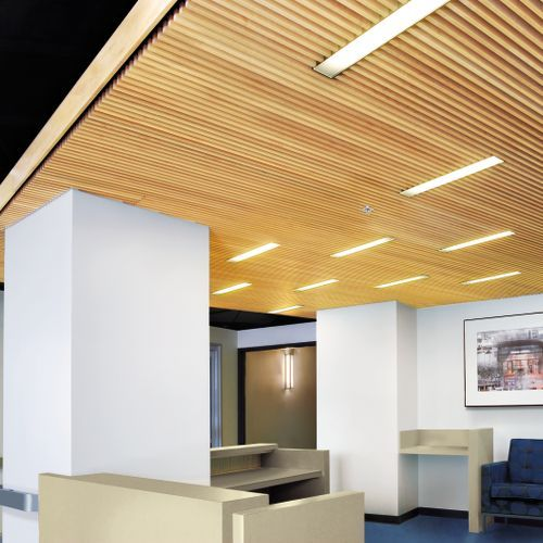 Wood Ceilings Planks Panels Armstrong Ceiling Solutions