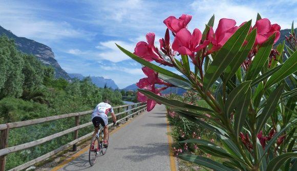 beautiful for biking in Italy