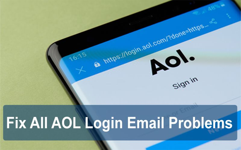 If you face any technical problem while login #AOL_mail ...