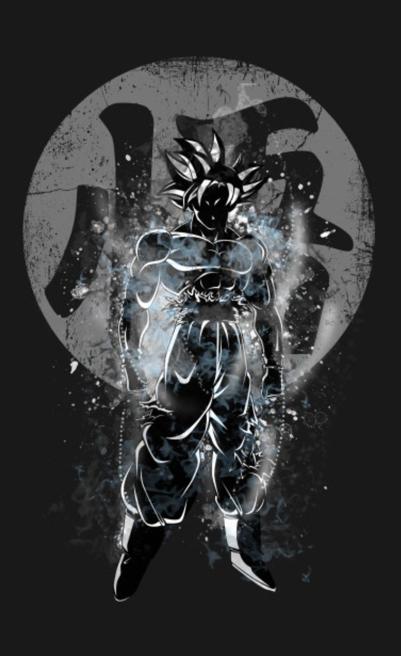 Goku Ultra Instinct Dragon Ball Super Anime Dragon Ball Super Dragon Ball Super Goku Dragon Ball Wallpaper Iphone
