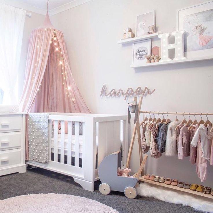 Mädchen Kinderzimmer Dekor in 2020 Kinder zimmer