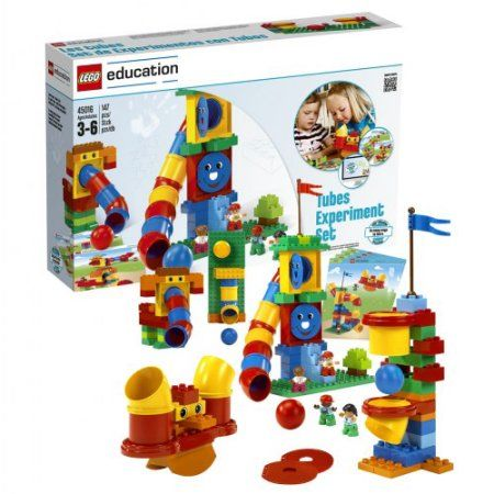 Free Shipping Buy Lego R Duplo R Tubes Experiment Set 45016 At