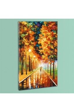 HauteLook | Fine Art: Warehouse Blowout: Light of Autumn by Leonid Afremov Limited Edition Canvas Wall Art