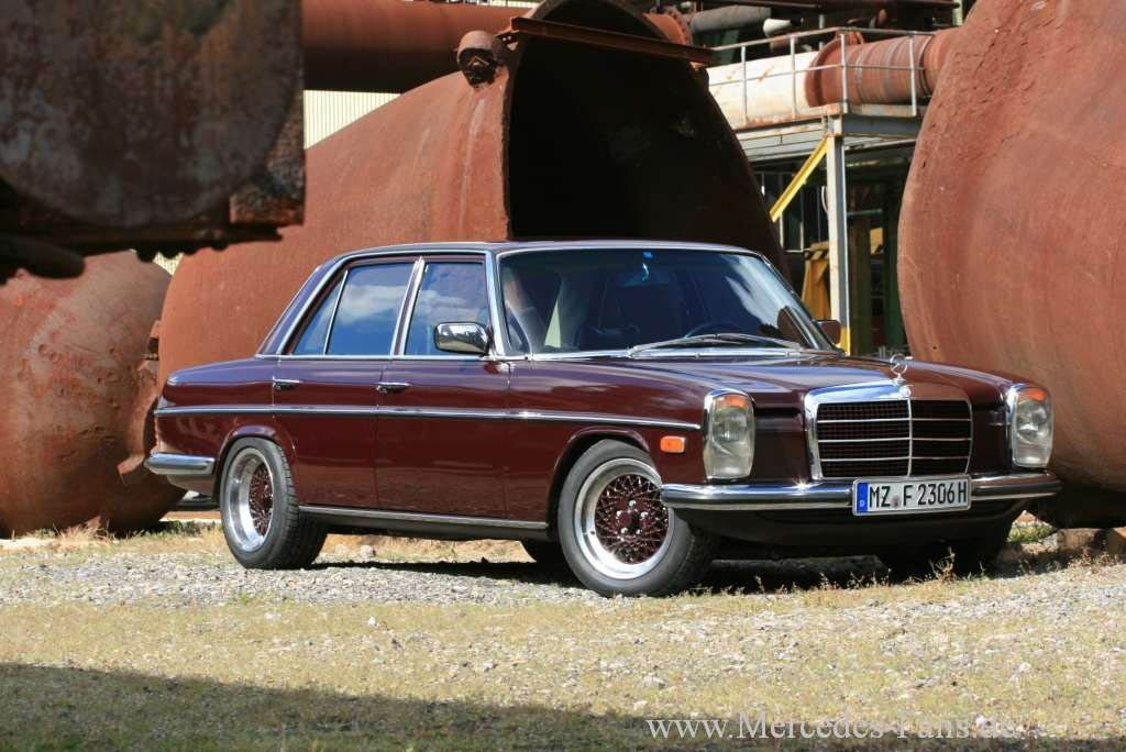 big in japan 1974 mercedes benz 230 6 w114 export mercedes rh pinterest com