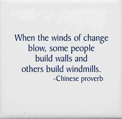 QUOTE OF THE DAY: Some People Build