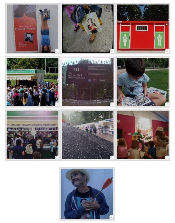 Fotos seleccionadas de la campaña #hazclicFLM2015 #FLM15 de @observalibro http://goo.gl/tp6kEt