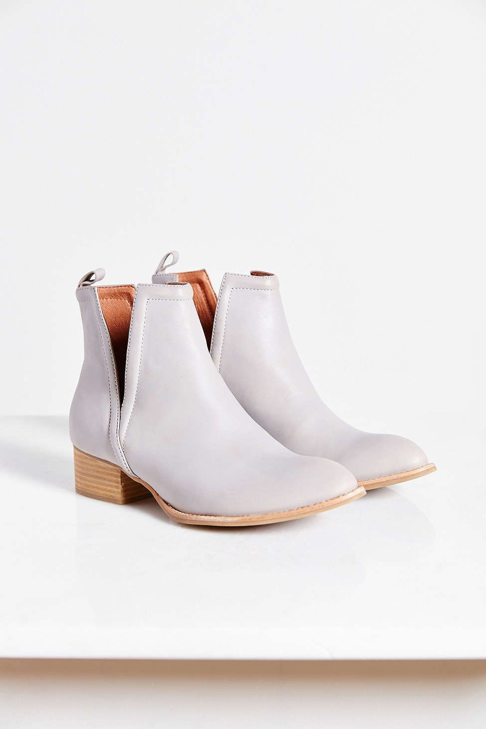 Jeffrey Campbell Muskrat Cutout Boot
