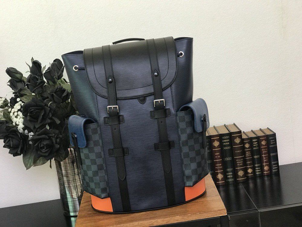 ee99a3d3386f Louis Vuitton Christopher PM backpack M51457
