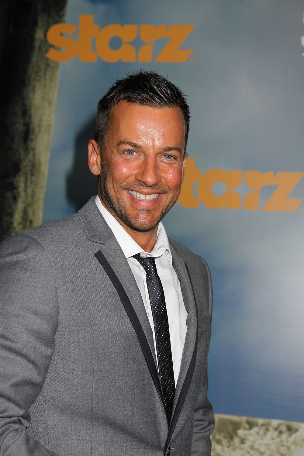craig parker and his wife