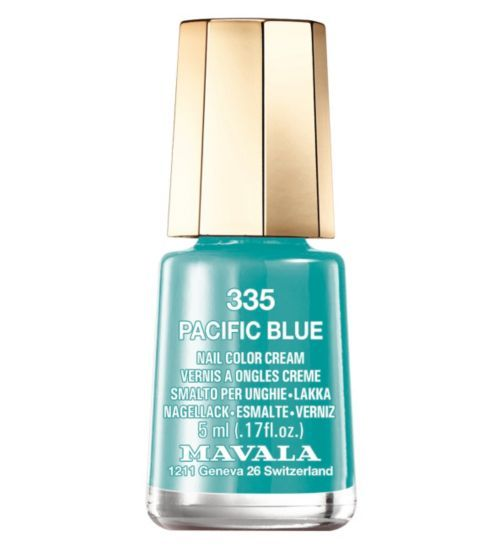 Mavala Nail Polish Pacific Blue 5ml - Boots