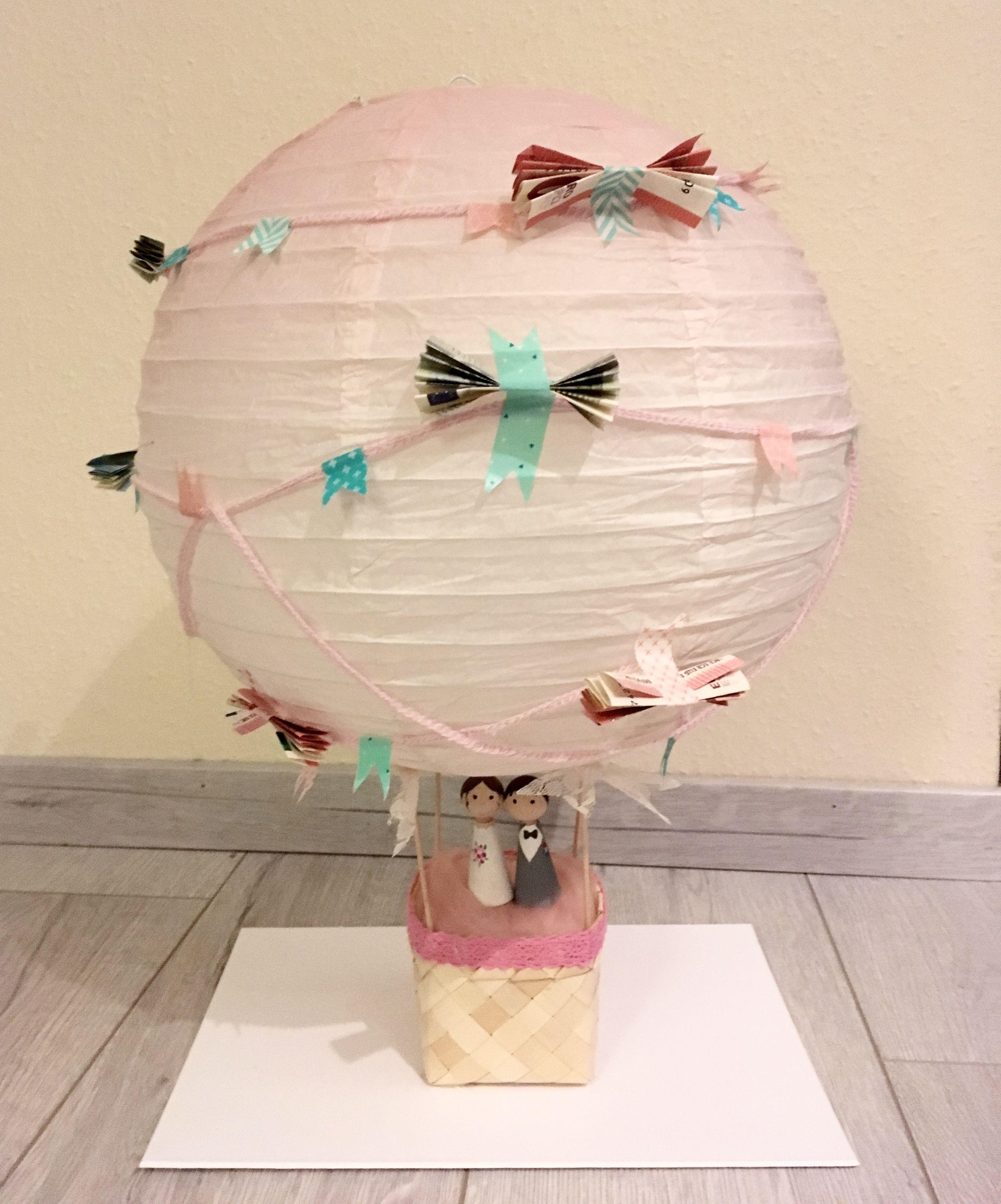Geldgeschenk Hochzeit Luftballon Hochzeitsgeschenk Geldgeschenke