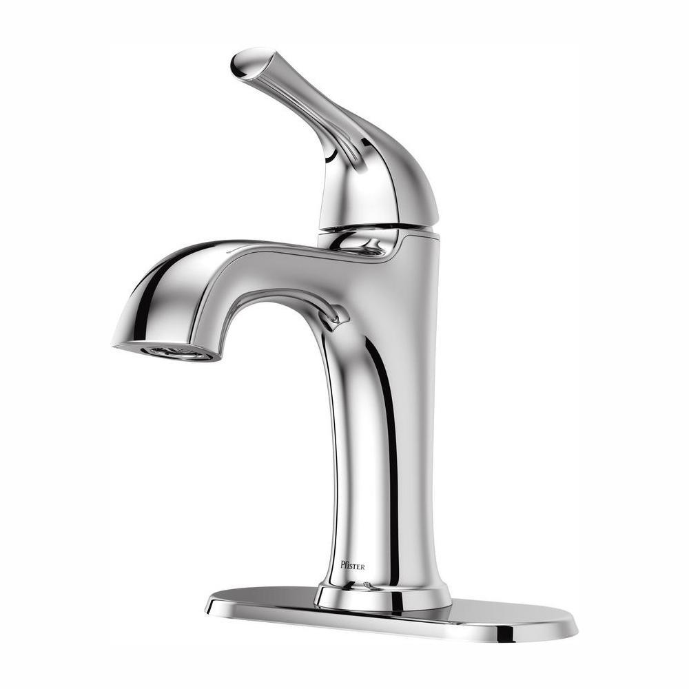 Pfister Ladera Single Hole Single Handle Bathroom Faucet In