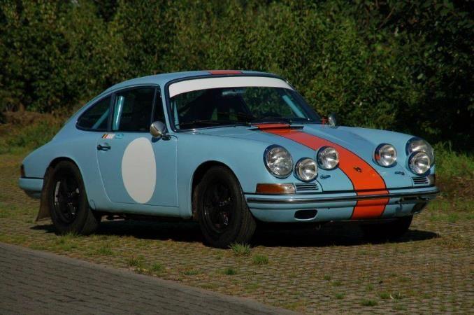 Resultado de imagem para carrocerie 1967 porsche  911