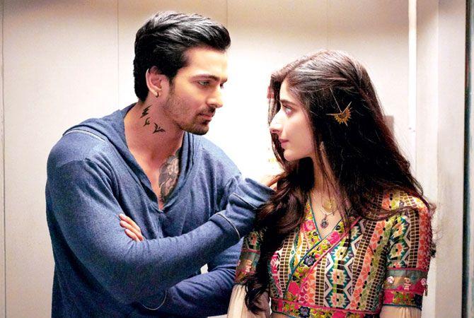 Harshvardhan Rane & Mowra Hocane #SanamTeriKasam #Bollywood #India