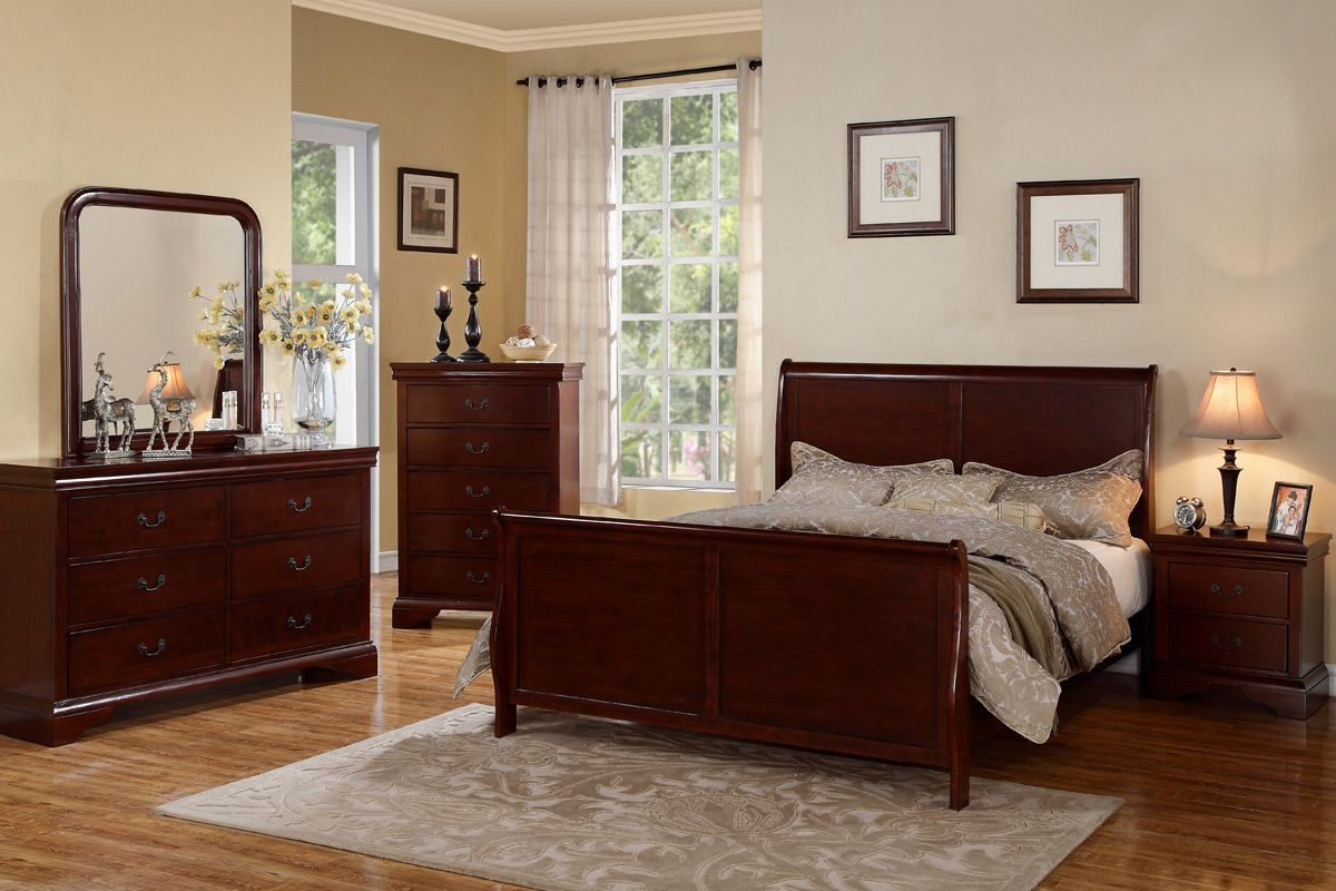 Cherry Oak Bedroom Furniture - Bedroom Interior Design Ideas Check ...