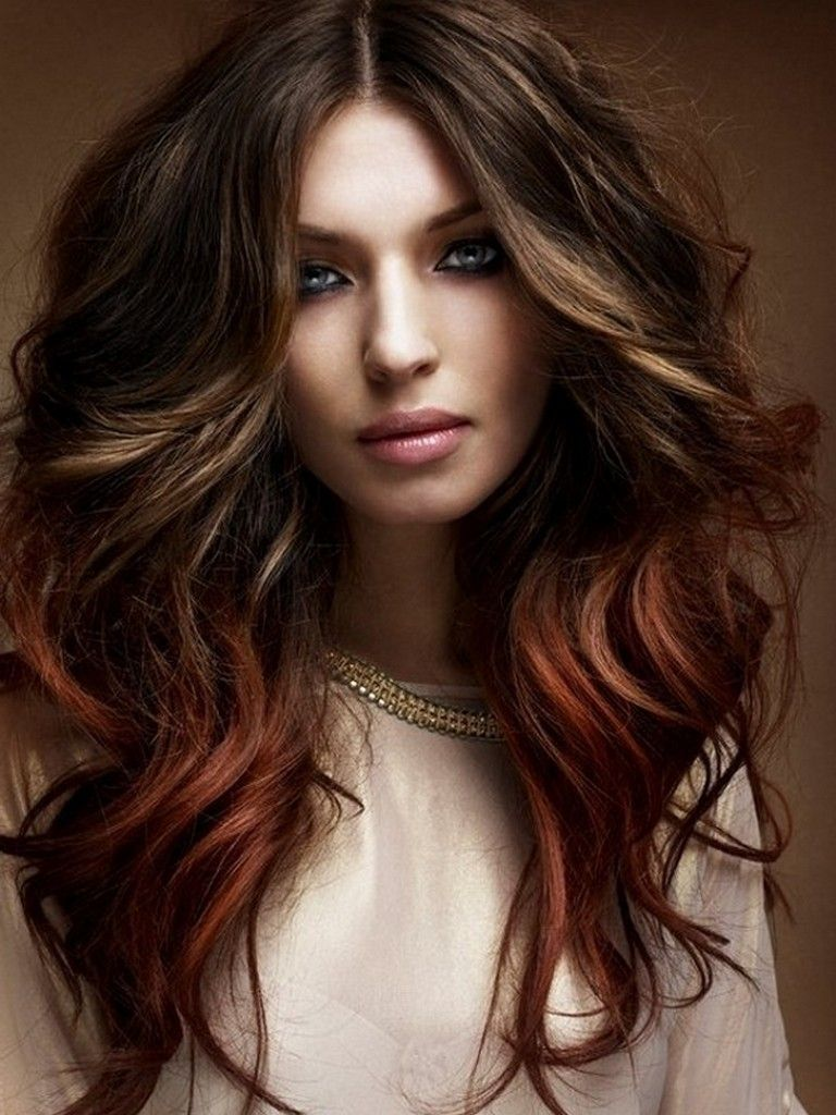 Chocolate red ombre work pinterest red ombre ombre and hair