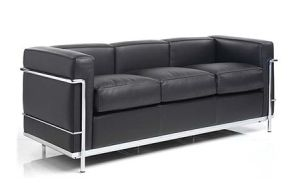 Le Corbusier 3 Seat Sofa Art. 523 Le corbusier sofa