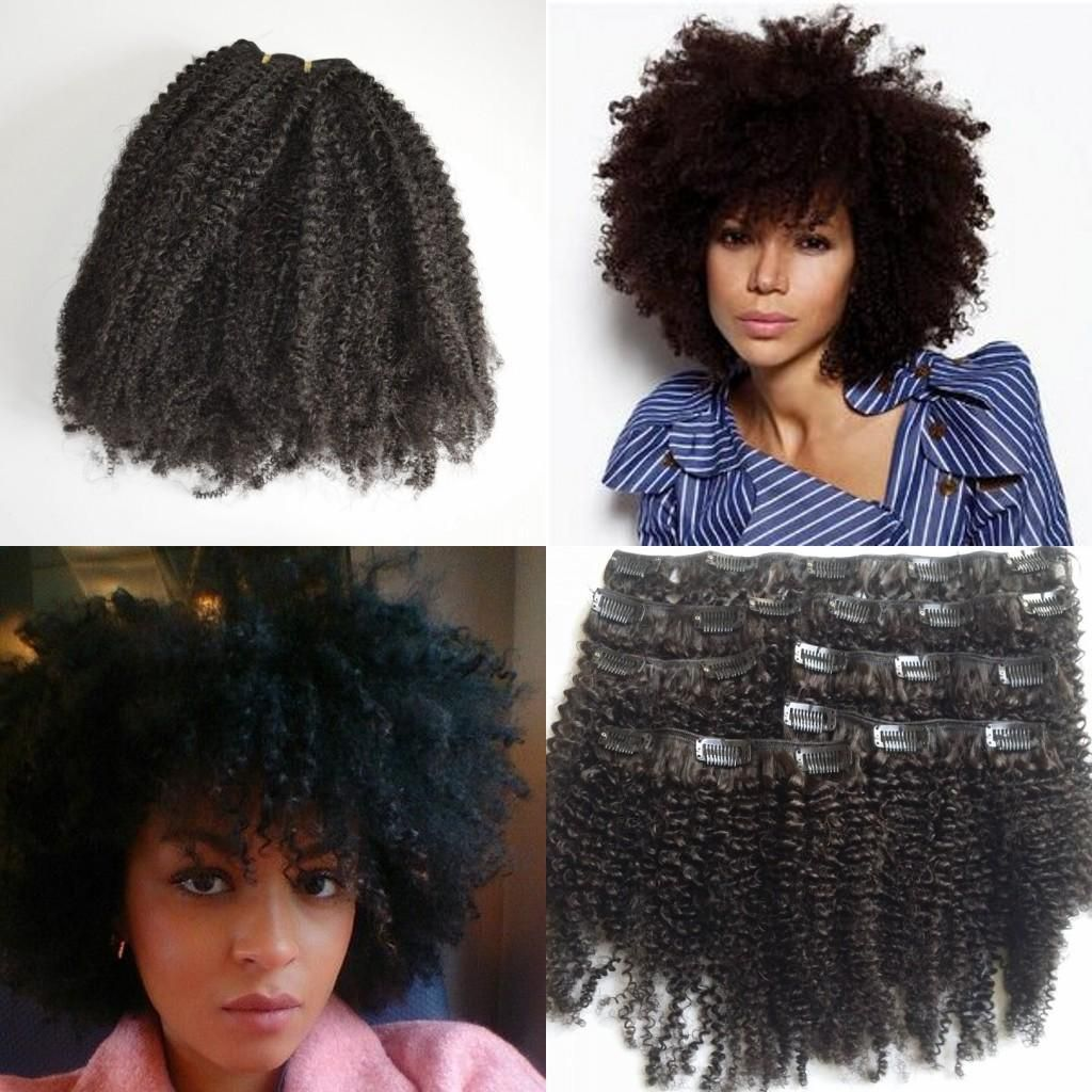 I Might Get This Eventually African American Clip In Human Hair