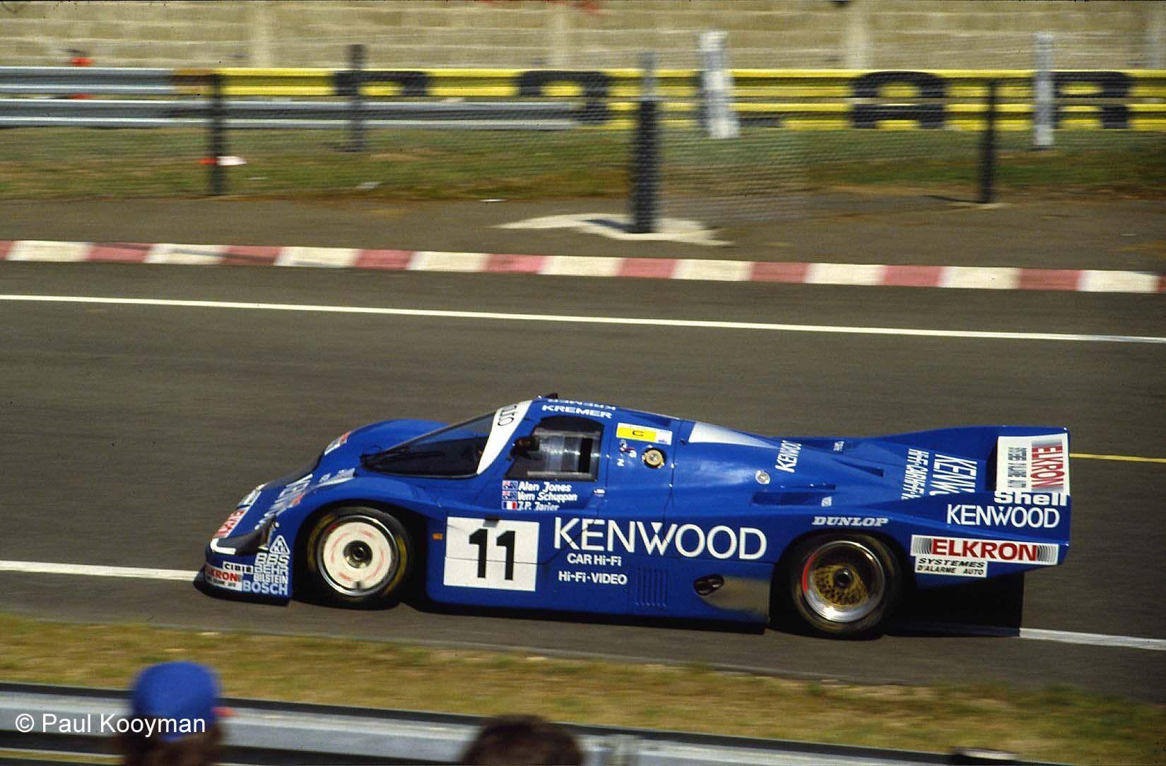 Pin By Edgardo Fekete On Porsche 956 962 962c Porsche Sport Cars Racing