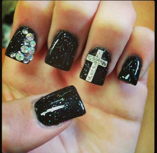 Pin By Tania Soto On Nails Pinterest