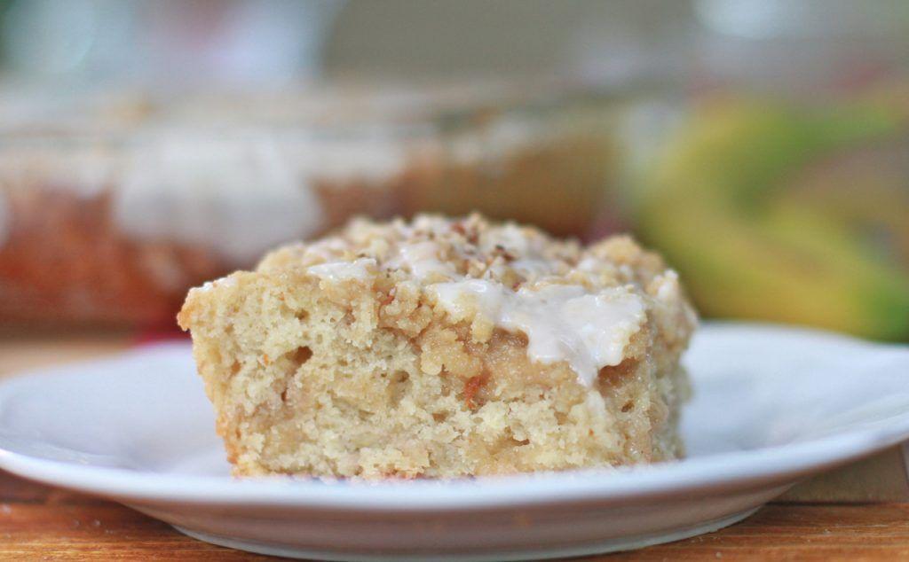 Banana Bread Coffee Cake Recipe Recipe Coffee Cake Recipes Banana Bread Honey Cake Recipes