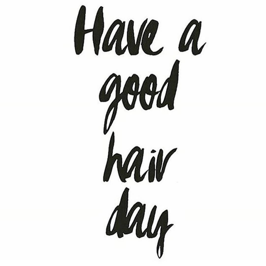 We Wish You A Great Hair Day Tag Your Bestie That Can Use One Too
