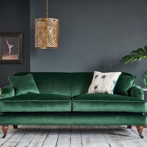 Agatha 3 Seater Sofa images