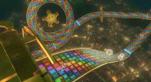 Rainbow Road Mario Kart 8 Rainbow Road Mario Kart Mario Kart Mario