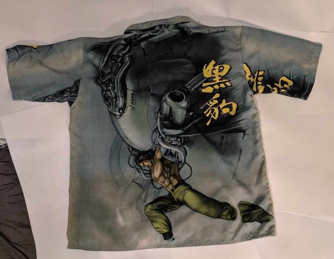 40+ Más Popular Hawaiian Shirt Anime - Frank and Cloody