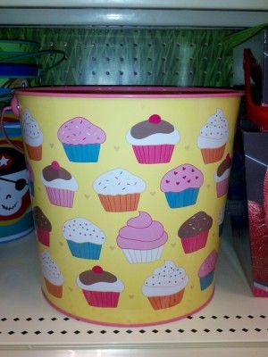 Cupcake Bin I M Pretty Sure I Will Go To Target This Week And Get This Cupcake Accessories Cupcakes Artwork Cupcake Tattoos
