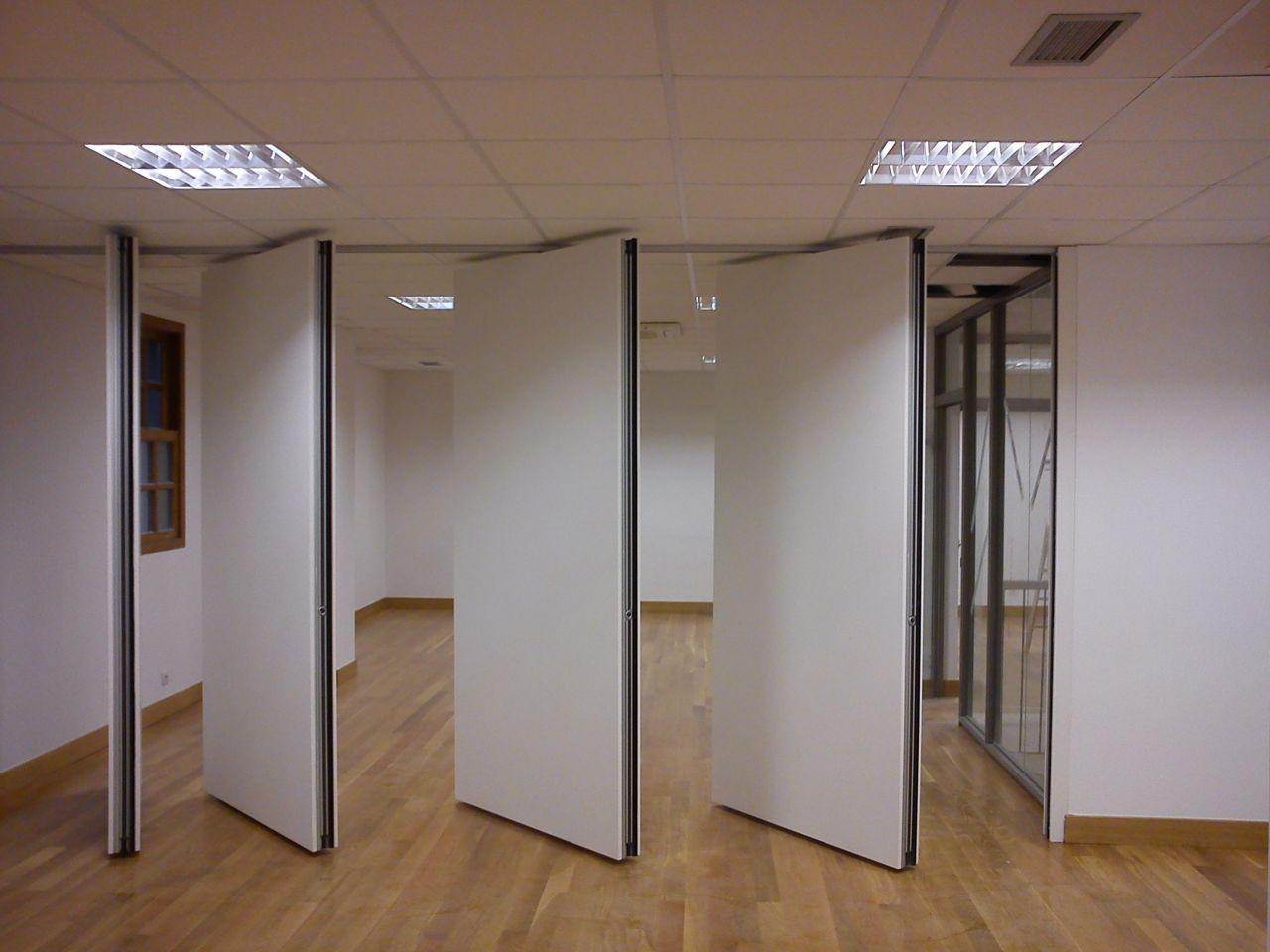 Aislar paredes insonorizar paredes otras estancias placas - Puertas correderas y plegables ...