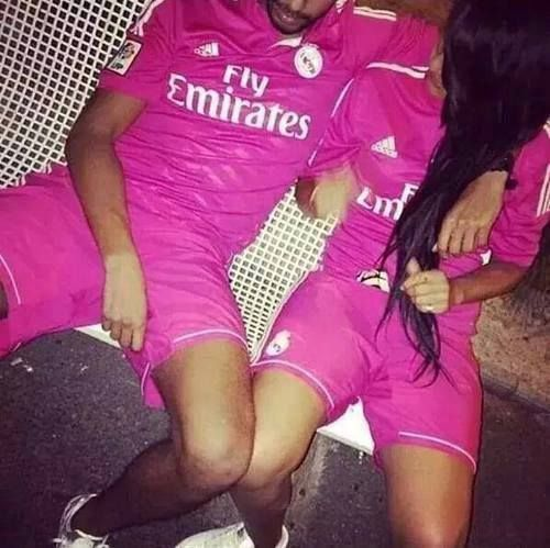 Real Madrid couple ♥