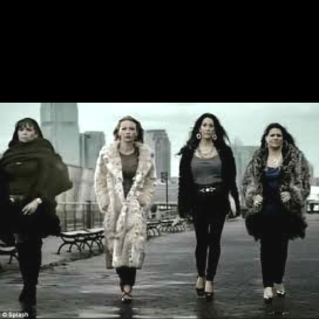 MOB Wives. Bad, bad girls.
