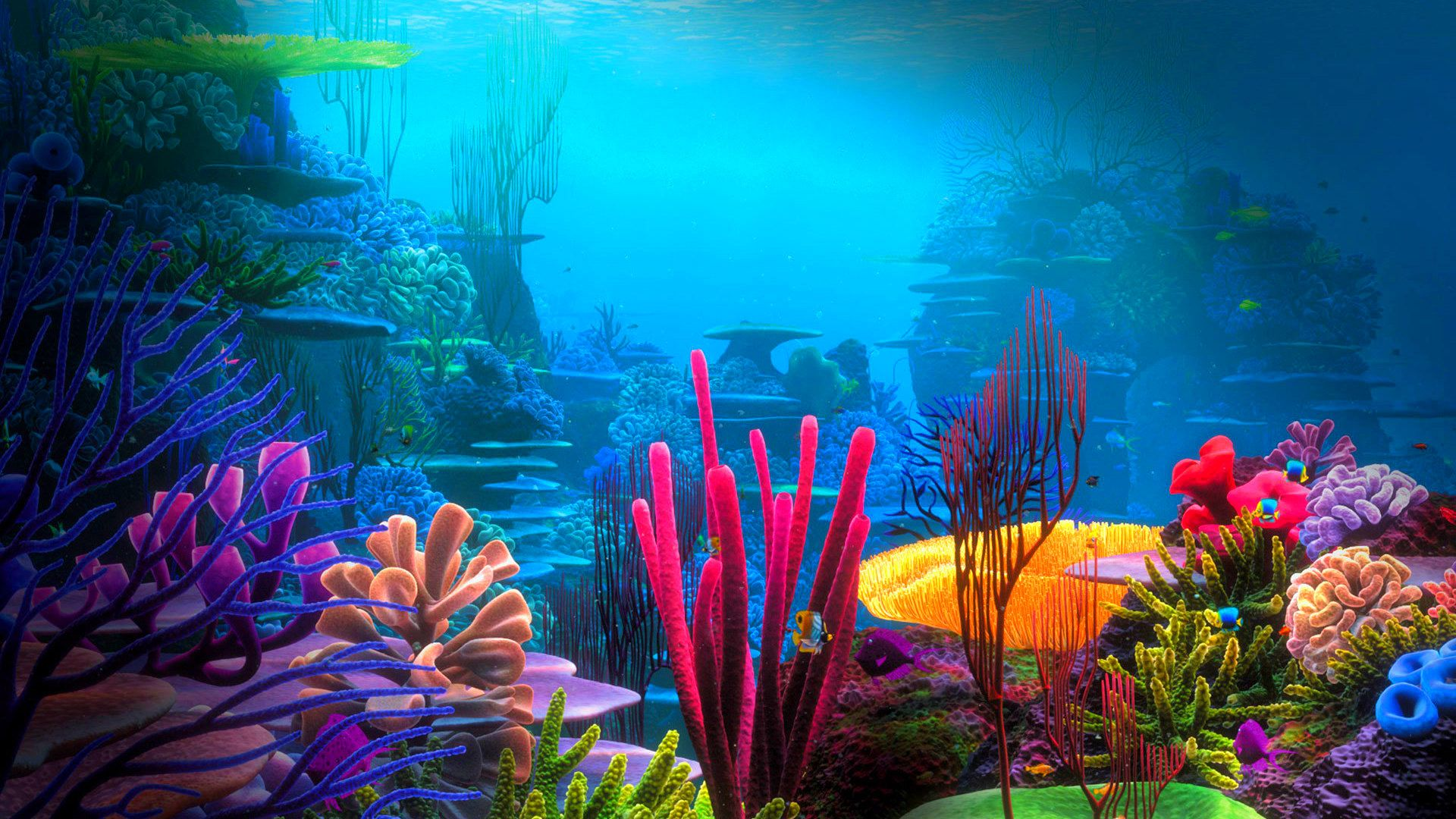 Image result for UNDERWATER WORLD: