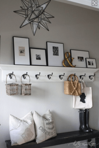 Styling Your Entryway Decor Home Decor Rustic Entryway