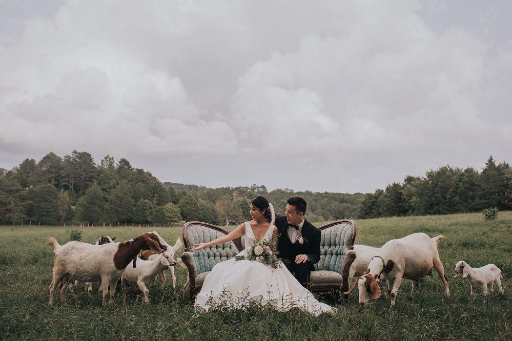 Barn Wedding Venue - Near Chattanooga, TN - The Barn at ...