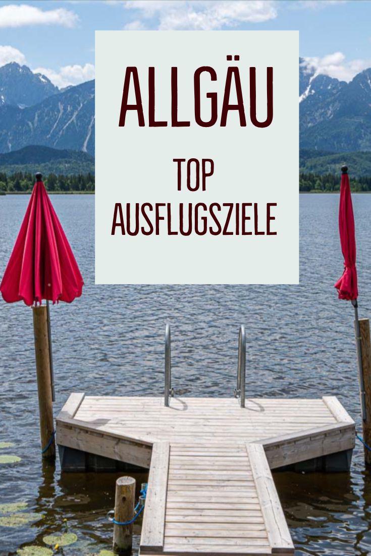 Allgäu - Top Ausflugsziele #acehood