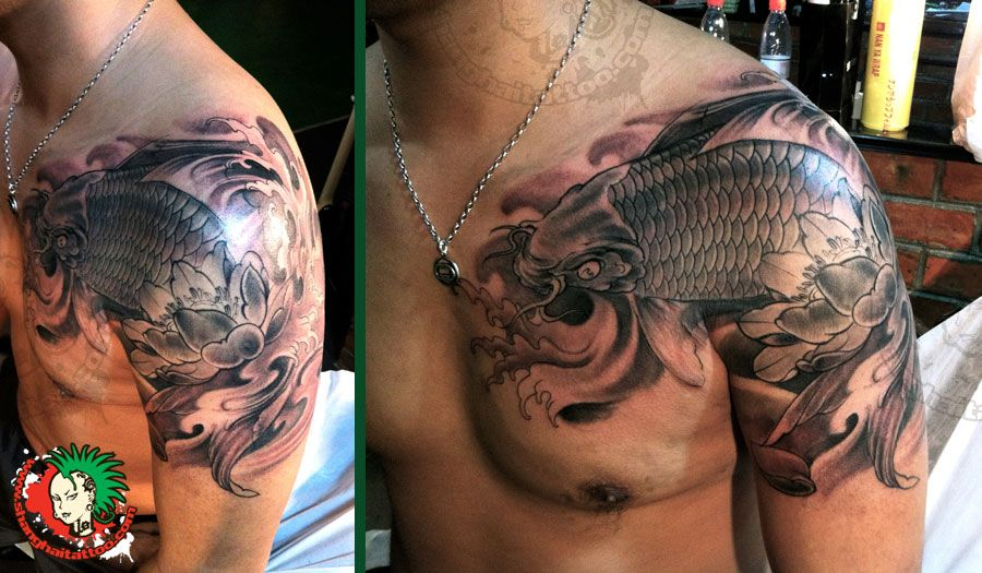 The Stunning Fantastic Marvelous Stupendous Shanghai Tattoo