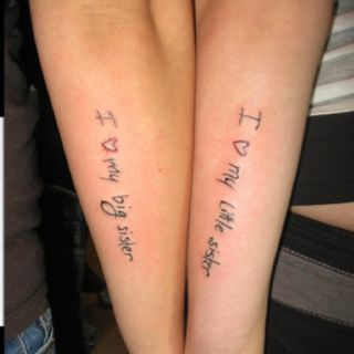 Another Possible Sister Tattoo Tattoos Pinterest