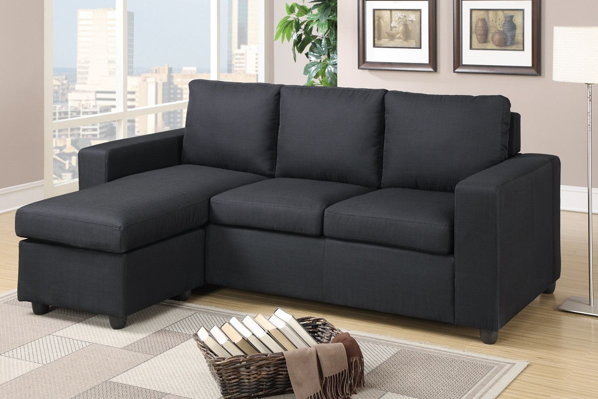 Reversible Sectional Sofa F7490 Modular Design Is Featured In This