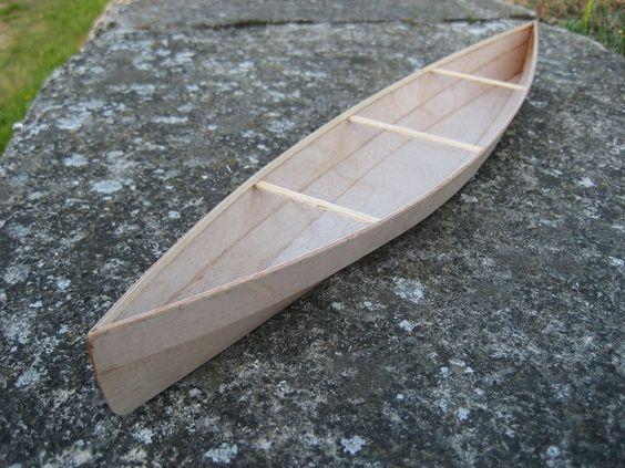Little Guide A One Sheet Canoe Canoe Boat Wooden Canoe Wood Boat Building