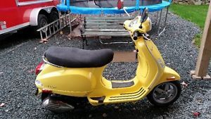 Never used Piaggio Scooter