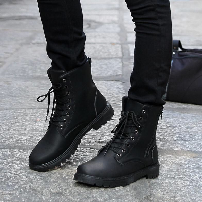 2017 Autumn Anaki Kate Ankle boots in Black Quality and safe